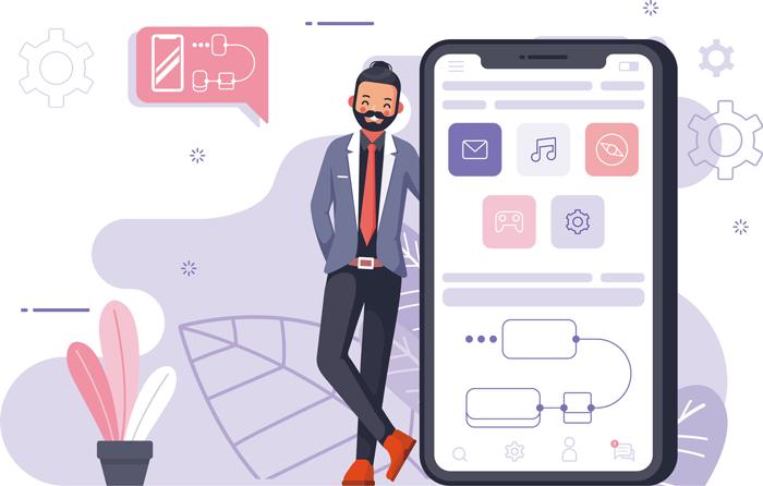 Aplicaciones móviles personalizadas a sus necesidades